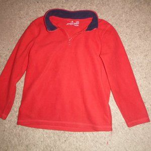 Young Children's Red Sweatshirt Size Large (7)